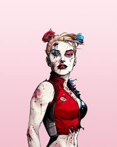 Harley Quinn in Suicide Squad #4 - Jason Fabok