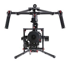 DJI Ronin-MX Professional 3-Axis Handheld Gimbal Stabilizer - http://www.midronepro.com/producto/dji-ronin-mx-professional-3-axis-handheld-gimbal-stabilizer/