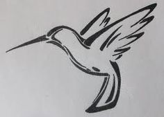 hummingbird tattoo - Google Search