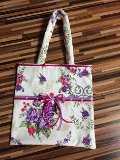 Eko Bag Sewing Handmade Homemade Shopping bag Love my earth Ted Baker, Shopping Bag, Earth, Homemade, Tote Bag, Sewing, My Love, Bags, Handbags