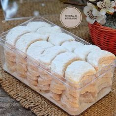 Biscuit Cookies, Cake Cookies, Indonesian Food, Stop Eating, Easy Cooking, Cookie Recipes, Biscuits, Food Photography, Food And Drink
