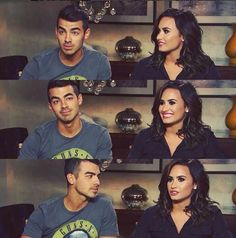 Awe, the way they still look at each other. Jemi is so cute!!