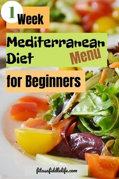 Thinking about the Mediterranean Diet but not sure how to start? Take a look at … Thinking about the Mediterranean Diet but not sure how to start? Take a look at …,Mediterranean Diet Thinking. Mediterranean Diet Menu Plan, Mediterranean Diet Breakfast, Mediterranean Dishes, Mediterranean Style, Diet Plan Menu, Diet Meal Plans, Menu Dieta, Travel Hacks, Travel Packing