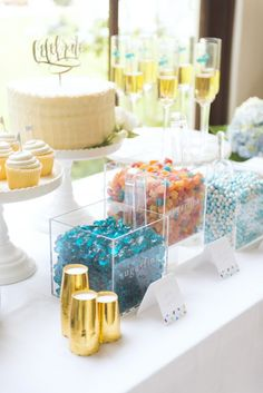 fe31584c920d Create an inviting space to enjoy sweet treats & goodies with a themed  tablescape. Adoption