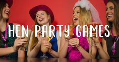 Totally, completely & utterly bonkers! Download our big selection of free hen party games, pranks & more. Don't say we didn't warn you!