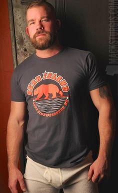 BURLYSHIRTS  - Bear Island, $22.00 (http://www.burlyshirts.com/bear-island/)