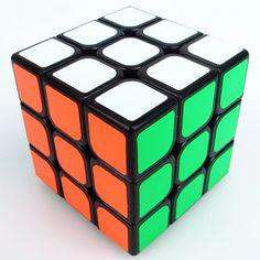 YJ Guanlong 3x3 black [YJGL14T] - $2.99 : Champion's Cube Store