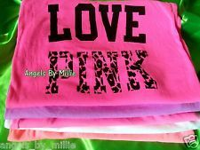 #VSPINK #UNDERARMOUR & MORE @ #auction #ebay #freeshipping #worldwide  HUGE LOT NEW Victoria's Secret PINK L Ribbed Knit Racerback Tank Top Shirt Set 1