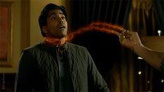 """S2 Ep3 """"Parabatai Lost"""" - You tell him, Magnus.  #Shadowhunters"""