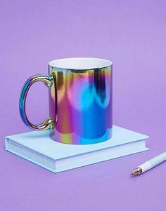 Fizz Iridescent Mug