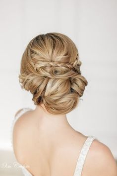 Twists and Braids - Bridal Up-do