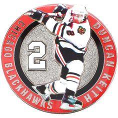 Duncan Keith Chicago Blackhawks Photo Pin - $9.99