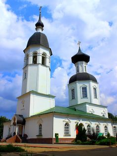 Holy Ascension Cathedral  Velikiye Luki  Russia