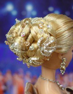 Amazing Barbie Updo !!!  www.theplexusblog.com www.fitandskinny.myplexusproducts.com www.myplexusproducts.com/johnexley