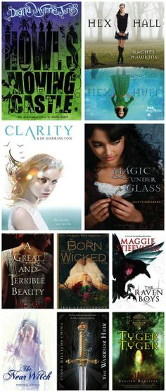Ten Great Magic Books