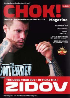 Chok Magazin 3 Januar 2014 ist online