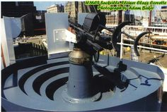 Armament : HMCS Sackville, Canadian Flower Class Corvette, Halifax, Canada