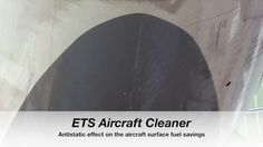 #AIRCRAFT #CLEANING #ANTI #STATIK #EFFECT  #DRAG #REDUCTION