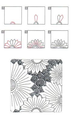 Tangle flower