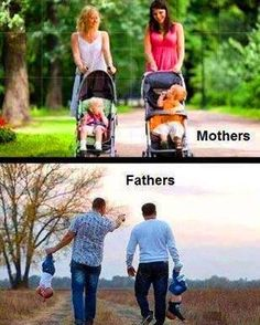 Mothers and Fathers