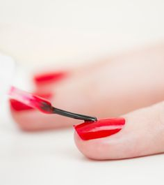 The Secret to Making Nail Polish Dry Faster, Last Longer