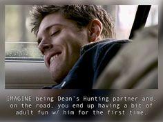 #spn #supernatural #jensenackles #deanwinchester #imagine Supernatural Fanfiction, Supernatural Outfits, Supernatural Imagines, Dean Winchester Imagines, Winchester Supernatural, Winchester Boys, Destiel Fanart, Adult Fun, Mischief Managed