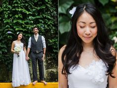 Secluded Costa Rica Wedding ~ dress