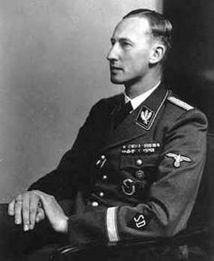 Reinhard Heydrich chaired the 1942 Wannsee Conference, which discussed plans for the deportation and extermination of all Jews in German occupied territory, thus being the mastermind of the holocaust.