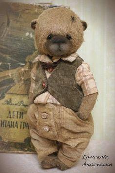 Stepan By Ermakova Anastasya - Bear Pile