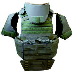 The FTOC offers a new, innovative approach to body armor design. This highly scalable, side-opening carrier allows tactical units the flexibility to configure the body armor system to meet mission specific needs. This includes the capability to reduce from higher to lower levels of protection, while enhancing mobility, agility and substantially improved range of motion for the wearer. Tactical Vest, Tactical Survival, Airsoft Ideas, Plate Carrier, Body Armor, Range Of Motion, Armors, Cool Gadgets, Firearms