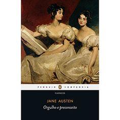 Pride and Prejudice (Orgulho e preconceito) - Jane Austen