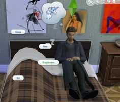 Mod The Sims: All Beds Same Energy & Comfort by Shimrod101 • Sims 4 Downloads