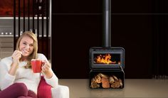 Blaze B1 Series of Wood Heaters are designed to bring warmth and comfort.