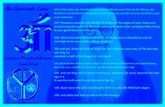 104. Noch sind diese Wahrheitkünder rar unter eurer Lebensform und ihr vermögt sie an einer halben Hand zu zählen.  104 and yet, those Heralds of truth are rare between your way of life and they can only be counted in half of the fingers of one hand