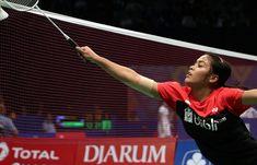 Pebulutangkis tunggal putri Indonesia, Gregoria Mariska Tunjung, akan berlaga di turnamen Malaysia Open 2018, pada 26 Juni - 1 Juli mendatang. Badminton, My Idol, Athlete