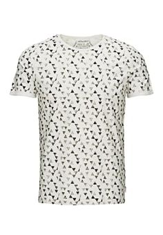 Jack & Jones SLIM FIT - T-Shirt print - cloud dancer für 19,95 € (10.07.16) versandkostenfrei bei Zalando bestellen.