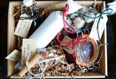 The British Larder's Home Made Christmas Hamper Recipe by Madalene Bonvini-Hamel; Chef, Photographer and Founder of The British Larder – The British Larder