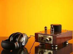 Headphone tube amp