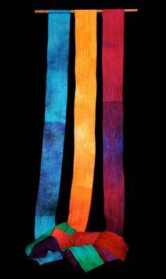 Alicia Merrett: Contemporary art quilts: Colour Play