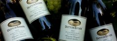 Favorite chardonnay of all time...Dutton Estate - One of the BEST vineyards in Sonoma County
