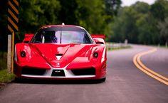Ferrari Fxx Evoluzione HD Wallpaper