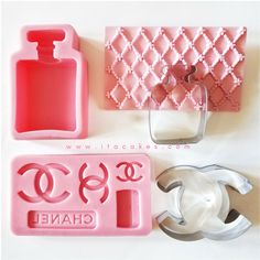 A fan of Chanel? Find all Chanel cutters and Chanel silicone molds at 🛒www.itacakes.com #chanelembosser #chanelstamp #chanelsiliconemold #chanelmold #chanelcutter #chaneltopper #chanelcookies #fashioncookies #itacakes #itacakessupplies @itacakesdecoratingsupplies Chanel Cookies, Chanel Cupcakes, Chanel Cake, Cake Supplies, Cake Decorating Supplies, Cookie Decorating, Chanel Birthday Party, Chanel Party, Chanel Inspired Room