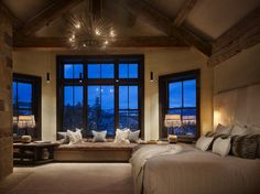 Master Bedroom Design Ideas, Pictures, Remodel and Decor