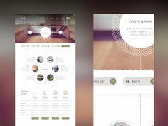 #smartphone #mobile #design #ui #circle