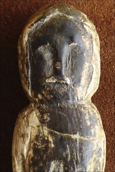 Face of 20,000 carvings found in Russia