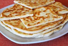 Cookbook Recipes, Pizza Recipes, Dinner Recipes, Healthy Recipes, Bread Dough Recipe, Tasty, Yummy Food, Hungarian Recipes, Different Recipes