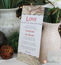 Perfect for a destination wedding. Whimsical Wedding Invitations, Map Wedding Invitation, Paper Design, Getting Married, Destination Wedding, Reception, Place Card Holders, Fun, Destination Weddings