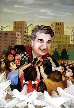 Nicolae Ceausescu Romanian People, Romanian Revolution, The Lost World, Old Pictures, Werewolf, Nostalgia, The Past, Communism, Russia