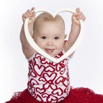 All smiles for Valentine's portraits! | JCPenney Portraits