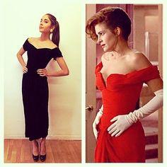 90s fashion just beautiful :)